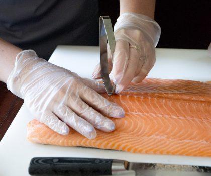 Как прийти в «Сушия» и приготовить себе обед
