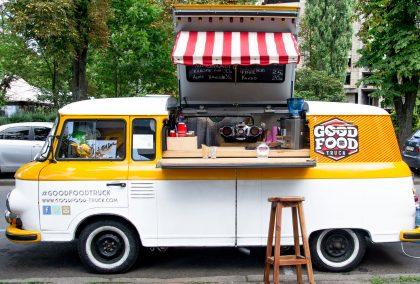 Good Food Truck: кухня на колесах