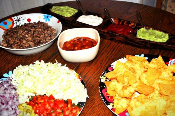 Мексиканська вечеря