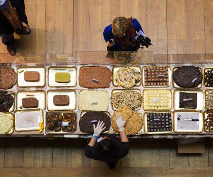 Амстердамский «Chocoa» — один из самых масштабных шоколадных фестивалей Европы