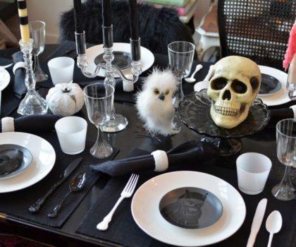 Страшно вкусные блюда и смертельные коктейли на Хэллоуин