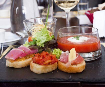 Ресторан Tres Francais: новое меню с родины вкуса — Страны Басков