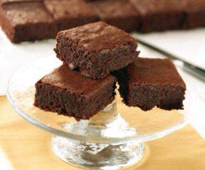 Диетический шоколадный тортик