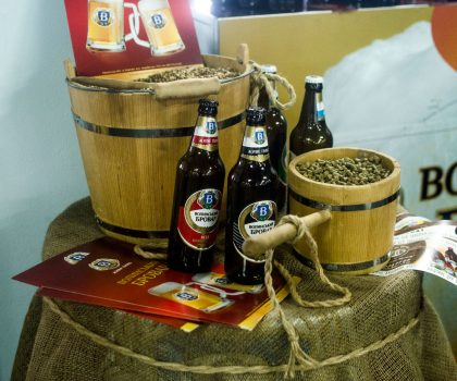 Пивная традиция или как прошёл второй фестиваль крафтового пива