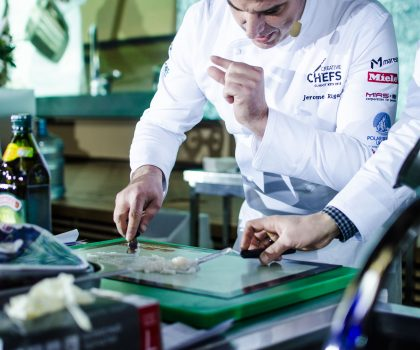 Внутренняя кухня: как прошел саммит ведущих шефов и рестораторов Creative Chefs Summit Kyiv 2016
