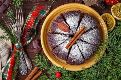Традиционные рождественские сладости и где они обитают. Part I