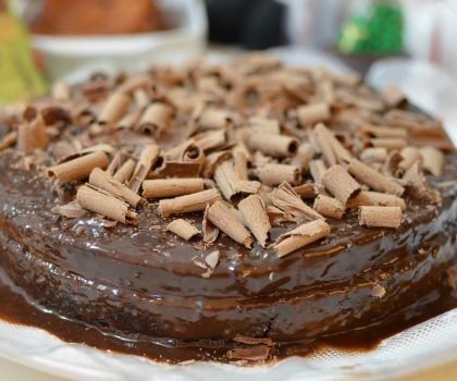 Скорый пирог на кефире