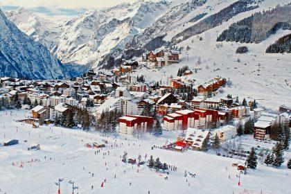 Самые дорогие лыжные курорты мира или горы all inclusive