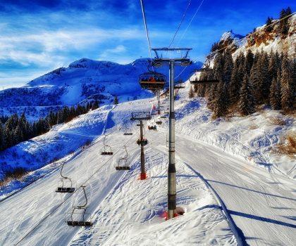 Самые дорогие лыжные курорты мира или горы all inclusive. Part II