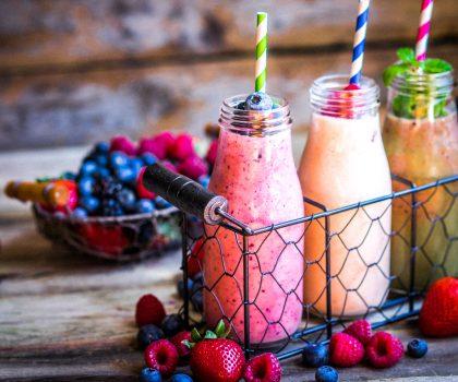 Быстро и витаминно: 7 вкуснейших зимних смузи