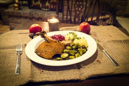 Традиционные рождественские блюда разных стран