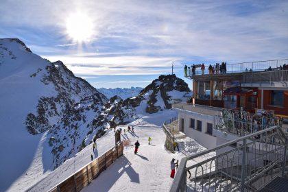 Лучшие лыжные курорты для новичков