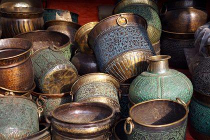 История медной посуды