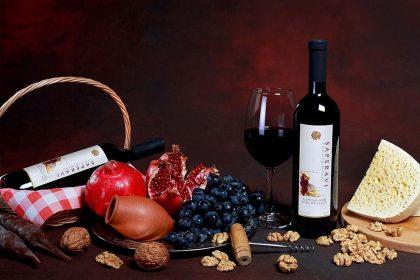 From Georgia with love: 12 вкусных сувениров, которые стоит привезти из родины вина