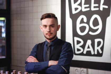 Тарас Оношко: «гордый отец» бара BEEF meat&wine