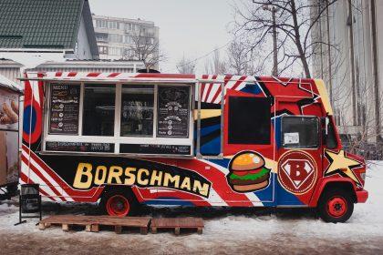 Borschman или «Человек борща»