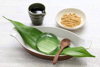 Агар-агар: японский желатин