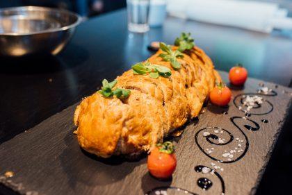 Званый ужин в ресторане Olimpiyskiy Restaurant & Grill