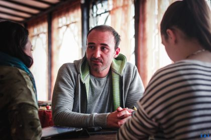 Эксклюзивное интервью с шеф-поваром ресторана «Караван» Ирфаном Колоаглу