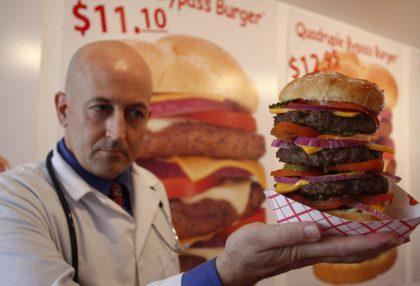 Ешь, пока жив: история о самом вредном в мире ресторане