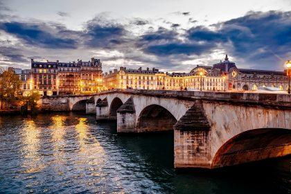 Парижские рестораны: куда сходить в августе в Париже?