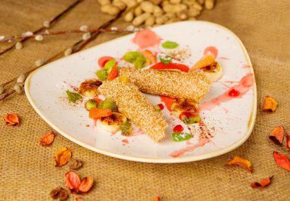 Авторские десерты от ресторана ПанТеляПасе