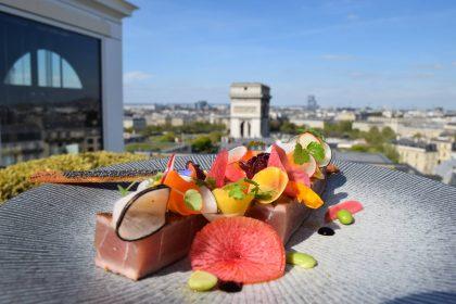 Режим питания французов: Война войной, а обед по расписанию