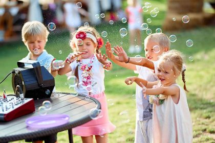 6 августа Queen Country Club приглашает всех на Kids Club Summer Party