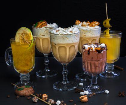 Новые горячие и согревающие напитки в Tequila House