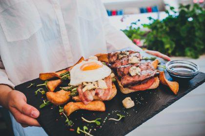 Специальное осеннее меню от шефа в Avalon: израильские блюда, фирменные морепродукты и акценты на ярких вкусах
