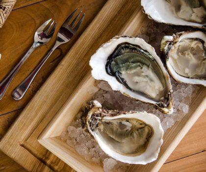 Ресторан SANPAOLO: о чем пищат устрицы