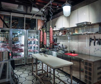 Новый «Стейкхаус» — 1000 квадратных метров мяса в центре Киева