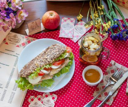 Зручний та повноцінний перекус від Буланжері