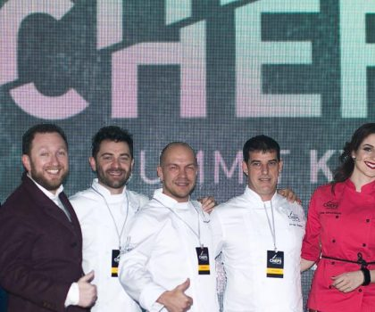В Киев едут великие шеф-повара: Creative Chefs Summit 2017