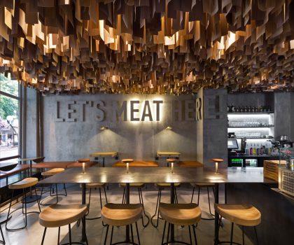 Полтавкий SHADE BURGER стал победителем премии Restaurant & Bar Design Awards