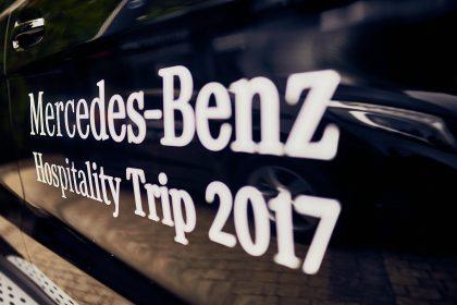 Mercedes-Benz Hospitality Trip 2017.Осенние открытия