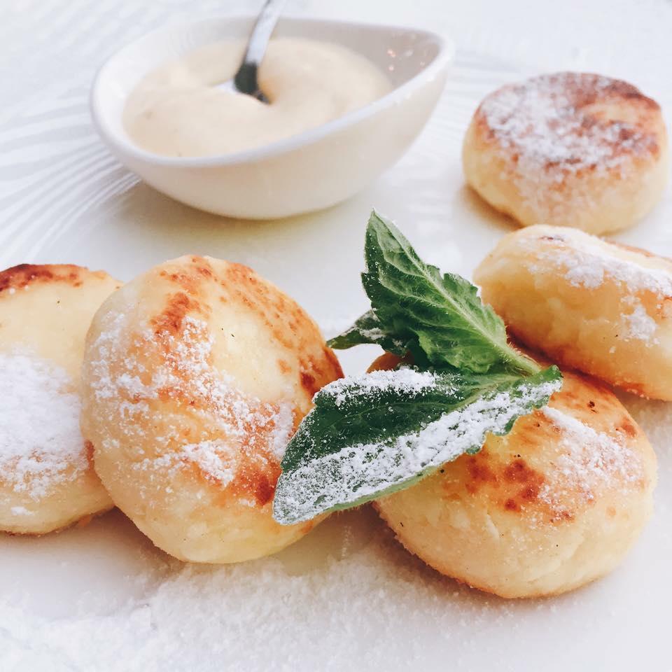 поваренок рецепт сырников с фото пошагово выходным балую своих