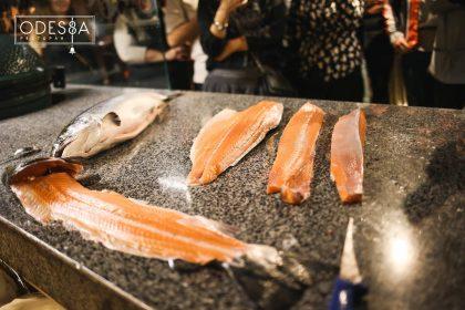 Самая свежая рыба и морепродукты — конечно же в ресторане Odessa!