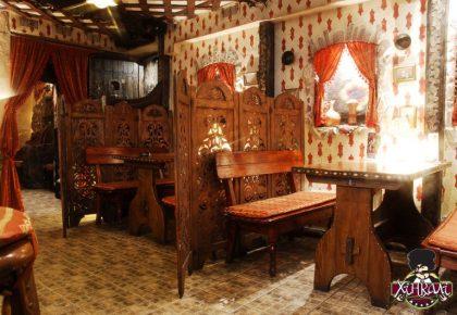 Люля-кебаб за полцены в ресторане Хинкали