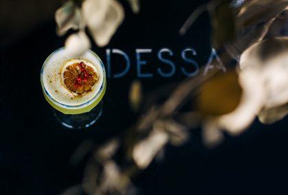 В ресторане Odessa подают 2 вида глинтвейна