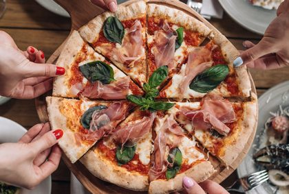 Фестиваль пиццы в ресторане Spezzo на Русановке