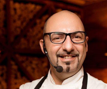 Італійський вечір з легендарним шеф-кухаремGianni Tota