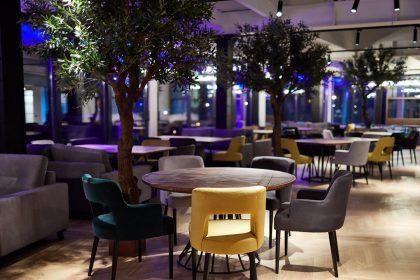 Bulldozer Group открыл новый ресторан Guramma Italiana!