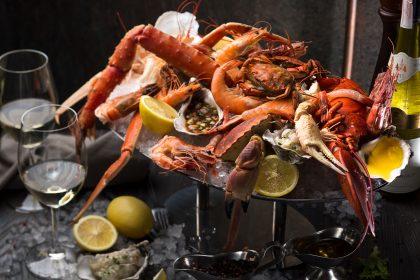 Крабы, лобстеры, лангустины: большой гид по ракообразным от Crab's Burger