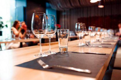 Ужин с Владимиром Корпусовым в ресторане Odessa