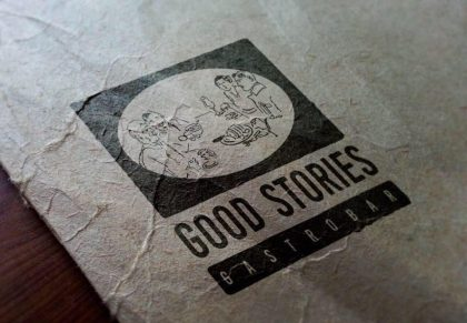 Даруємо подарунки у гастробарі Good Stories!
