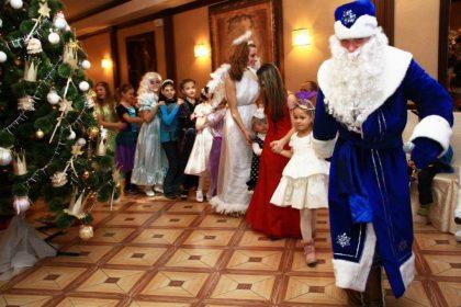17 декабря в Ресторан Вилла Вита произойдет самый волшебный праздник года!
