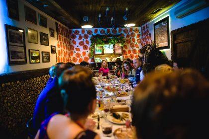 Зустрічаємось у Samogon Fish Bar на Старий Новий Рік!