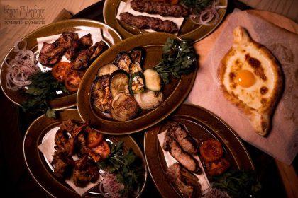 24 січня ресторан Хмелі-Сунелі запрошує на вечерю-дегустацію