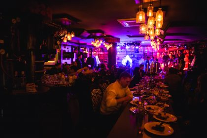 Зустрічаємость в Samogon Grill Bar на Старий Новий Рік!